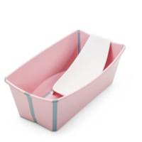 双11预售:Stokke  Flexi Bath 折叠式浴盆+初生婴儿浴架