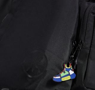 LI-NING 李宁 韦德系列 中性运动背包 ABSQ032 黑色