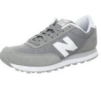 new balance 501 V1 男士跑鞋 ML501GN 灰色/银色 39.5