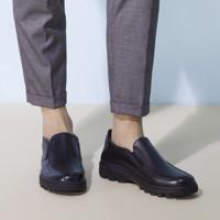 SENDA 森达 3-107CM8 男士休闲皮鞋
