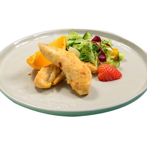 肌肉小王子 鸡胸肉即食健身代餐低脂卡轻食健身餐速食鸡胸脯肉零食品 *3件