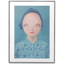 """罗马艺术家 黛安娜·蒙特萨诺 作品《利维娅》""""Livia"""", 《Ultracorpi》series"""