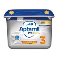 Aptamil 爱他美 白金版 婴幼儿配方奶粉 英国版 3段 800g  *2件