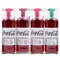 百亿补贴:Signature Mixer 法国调酒可口可乐饮料 200mL*4瓶