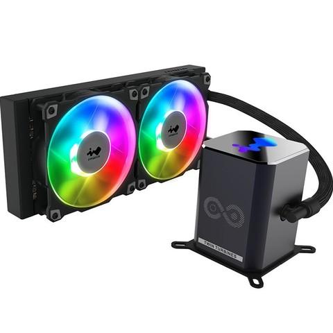 IN WIN 迎广  SR24Pro 240 一体式CPU水冷散热器