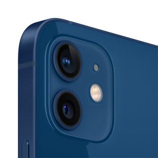 Apple 苹果 iPhone 12 5G智能手机 64GB 全网通 蓝色