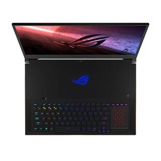 ROG 玩家国度 冰刃4 Plus 17.3英寸 笔记本电脑 (黑色、酷睿i7-10875H、32GB、1TB SSD、RTX 2080 Super Max-Q 8G)