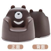 iloom KTSF 儿童卡通沙发 棕色小熊