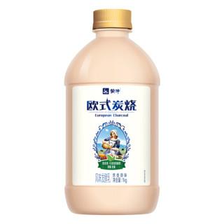 限地区 : MENGNIU 蒙牛 欧式炭烧风味发酵乳 1kg *14件