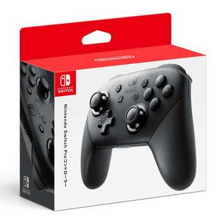 Nintendo 任天堂 任天堂Switch pro全新原装手柄(下单立减)