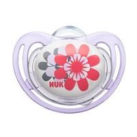 NUK 婴儿舒适型硅胶卡通防胀气安抚奶嘴