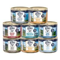 新西兰进口滋益ziwi巅峰猫罐头幼猫主食罐头185g猫咪零食无谷牛肉