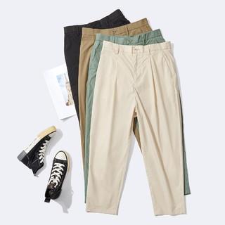 Semir 森马 19B220271306 男士休闲裤