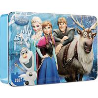 凑单品:Disney 迪士尼 11DF2794 冰雪奇缘 200片铁盒木质拼图