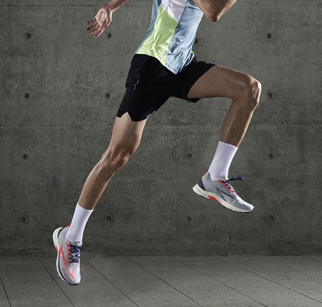 PEAK 匹克  轻弹pro科技 E02467H 男女轻量跑鞋