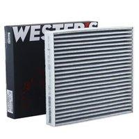 韦斯特活性炭空调滤清器*滤芯格MK1140 *5件