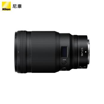Nikon 尼康 尼克尔 Z 50mm f/1.2 S 标准定焦镜头