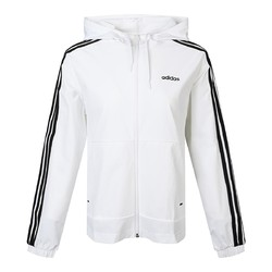 adidas NEO GJ7945 女款针织夹克外套