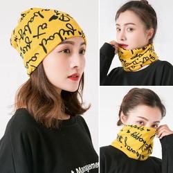 Nulentti 罗兰蒂 BN2138-A 多用途头巾围巾 24*28cm