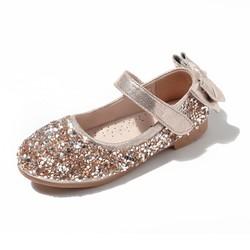 巴洛安 儿童春秋公主鞋单鞋