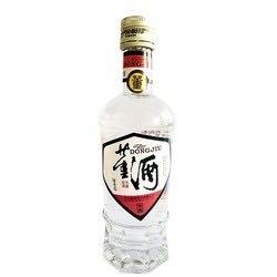 董酒 54度纯粮酿造 白酒 125ml