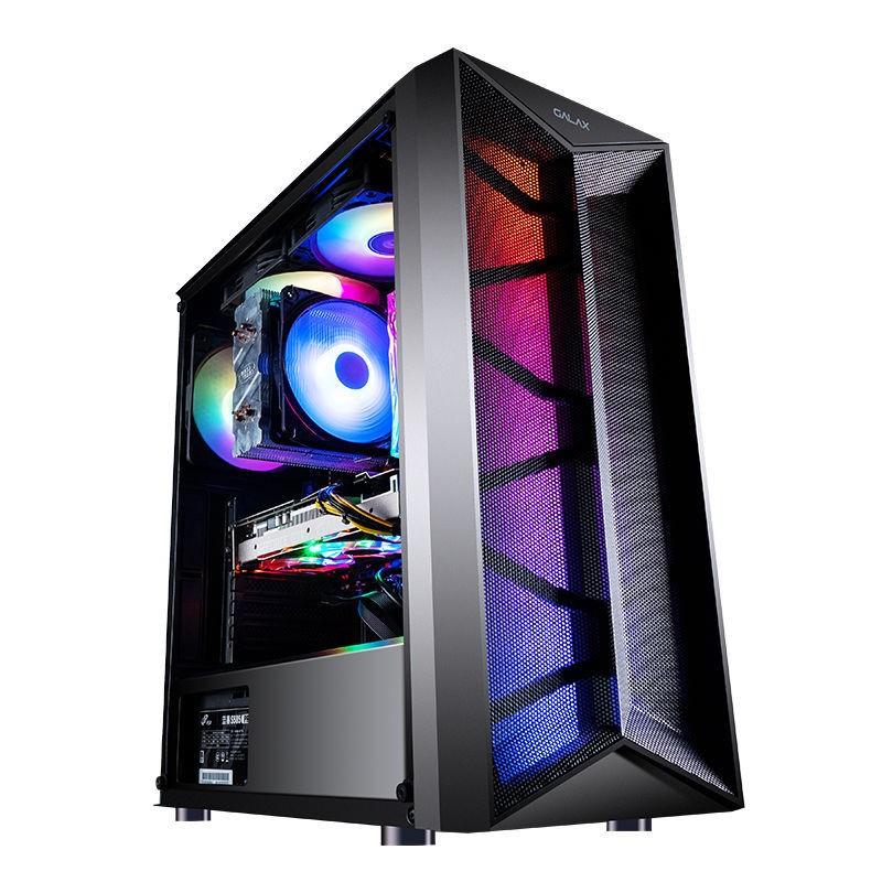 机魔会 组装台式机(i5-10400F、8GB、250GB、RTX2060)