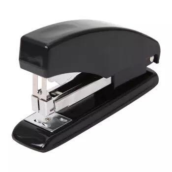 有券的上:M&G 晨光 ABS91640 12号黑色订书机 *10件