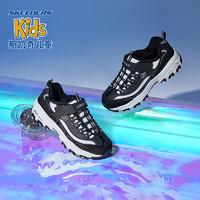 Skechers斯凯奇秋季新款青少年女童熊猫鞋时尚运动老爹鞋664151L *2件
