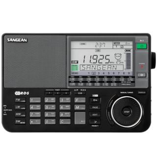 1日预售 : SANGEAN 山进 ATS-909X 全波段专业数调收音机