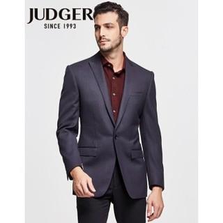JUDGER 庄吉 男士羊毛修身西装