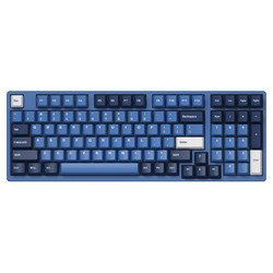 Akko 3098DS 海洋之星/红豆抹茶 98键 机械键盘 AKKO轴体