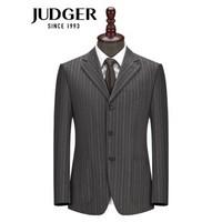 JUDGER 庄吉 XZ029E2477033/XK020E2477033 男士西服两件套