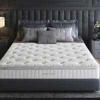 SLEEMON 喜临门 白骑士 抗菌防螨床垫 1.5m