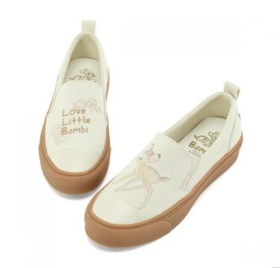 Disney 迪士尼 9AGCU21012385 小鹿斑比乐福鞋