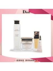 迪奥(Dior)花蜜活颜丝悦护肤礼包(玫瑰精粹露30ml+精华露10ml+修护霜15ml+玫瑰眼精华2ml+化妆包)