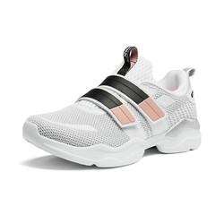 特步XTEP防滑缓震轻便简约百搭运动休闲女款训练鞋