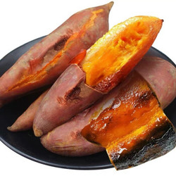 龙烜 西瓜红 红薯 5斤装大薯