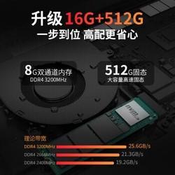 联想(Lenovo)旗舰店小新15 2020锐龙版超轻薄笔记本电脑AMD锐龙版(全新7nm) 标配R7-4800U/16/512G固态 银色