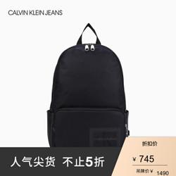 CK Jeans 2020春夏款 男包轻便休闲双肩包 HH2184K9900 001-黑色 ST