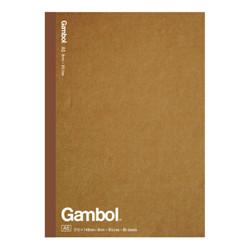 KOKUYO 国誉 WCN-G5801C 牛皮纸 2色混装 A5/80页 6本/包