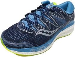 Saucony Women's Hurricane ISO 5 Running Shoe(飓风5顶级支撑,限5码)