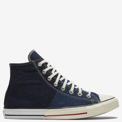 CONVERSE 匡威 169773C 中性牛仔色拼接休闲鞋