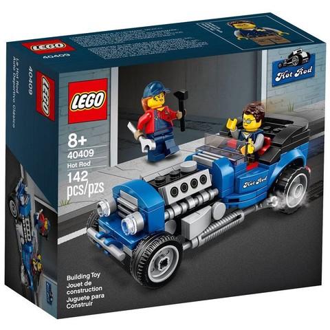 积木之家、新品发售:LEGO 乐高 创意百变系列 40409 HOT ROD老爷车
