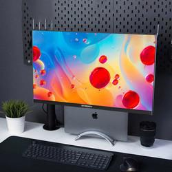创维24X3 24英寸高清IPS液晶显示屏游戏75Hz台式电脑办公显示器