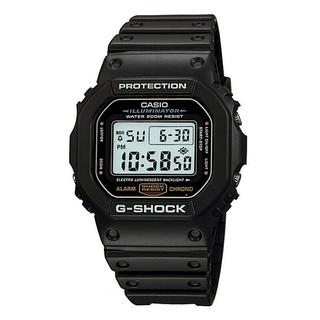 CASIO 卡西欧 G-SHOCK系列 DW-5600E-1V 男士运动手表