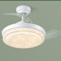 nvc-lighting 雷士照明 满天星吊扇灯 24W (带遥控)