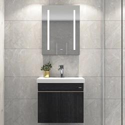 ARROW 箭牌卫浴 AEM6G349AP-A 浴室柜 0.6m(高清银镜款)