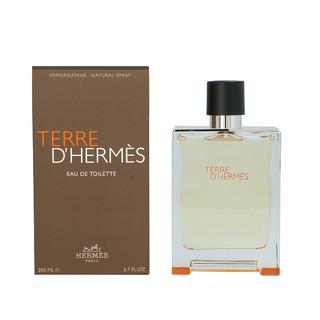 考拉海购黑卡会员 : HERMÈS 爱马仕 Terre d'Hermes 大地 男士淡香水 EDT 200ml