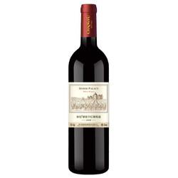 张裕摩堡赤霞珠干红葡萄酒650ml单支 *2件