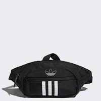 adidas阿迪达斯 纯色小腰包